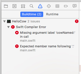 XCode, Swift, and Dafny