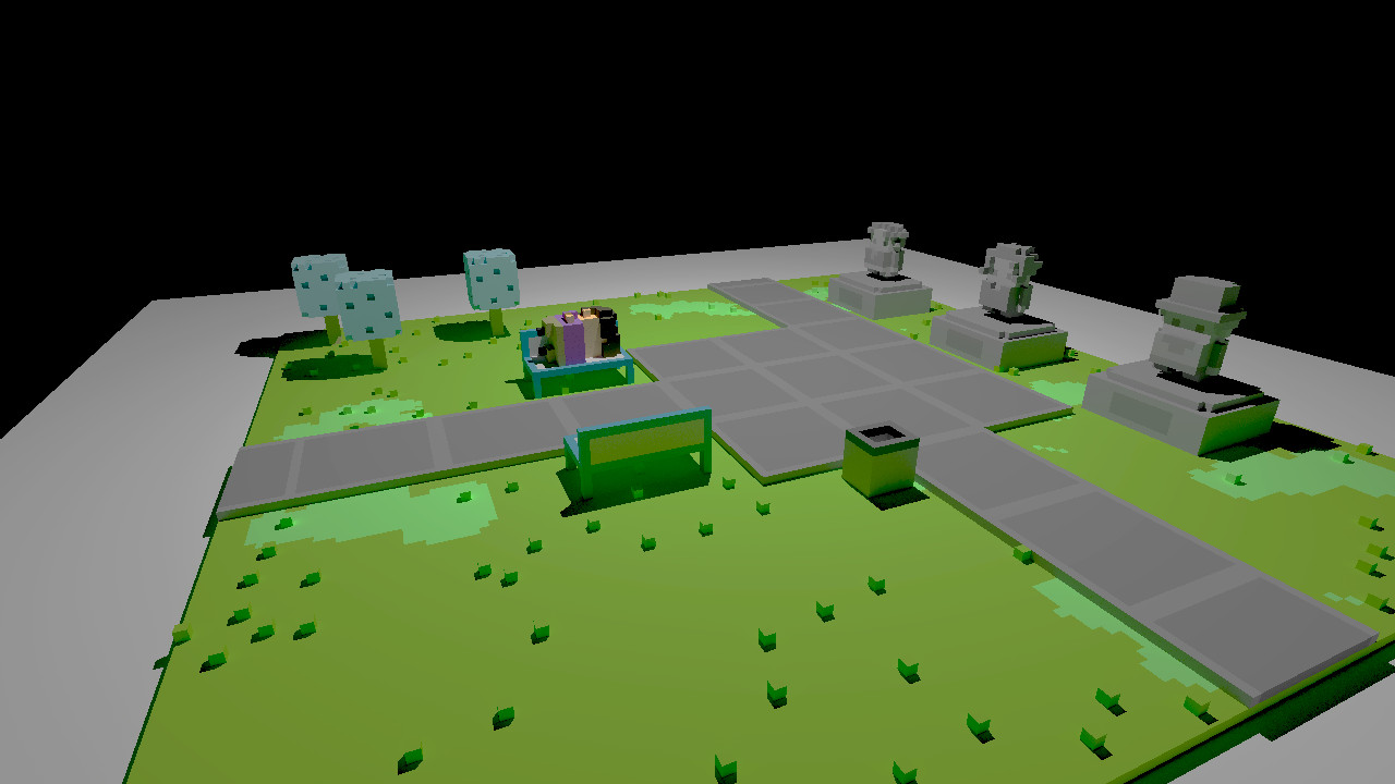 Voxel Project - Report